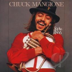 Mangione, Chuck - Feels So Good CD Cover Art