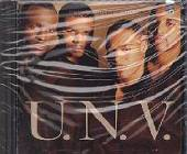 U.N.V. - Universal Nubian Voices CD Cover Art
