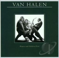 Van Halen - Women and Children First CD Cover Art