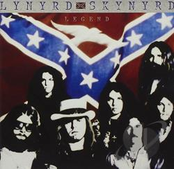 Lynyrd Skynyrd - Legend CD Cover Art
