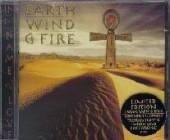 Earth, Wind, and Fire - In The Name Of Love CD Cover Art
