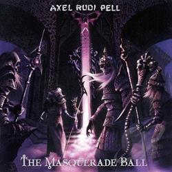 Pell, Axel Rudi - Masquerade Ball CD Cover Art