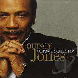 Jones, Quincy - Ultimate Collection CD Cover Art