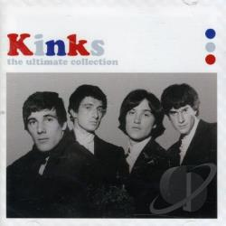 Kinks - Ultimate Collection CD Cover Art