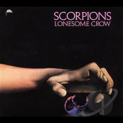 Scorpions - Lonesome Crow CD Cover Art