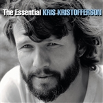 Kristofferson, Kris - Essential Kris Kristofferson CD Cover Art