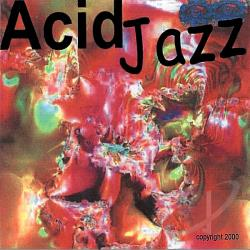 HH Hulme 111 - Acidjazz CD Cover Art