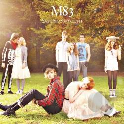 M83 - Saturdays=Youth CD Cover Art