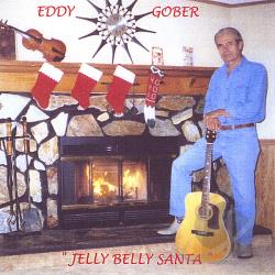 Gober, Eddy - Jelly Belly Santa CD Cover Art