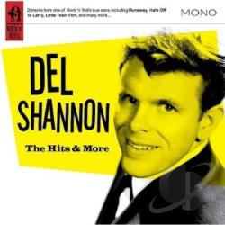 Shannon, Del - Hits & More CD Cover Art