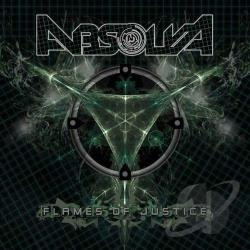 Absolva - Flames Of Justice CD Cover Art