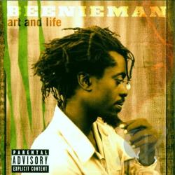 Beenie Man - Art and Life CD Cover Art