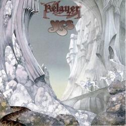 Yes - Relayer CD Cover Art