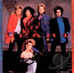 Heart - Heart CD Cover Art