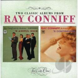 Conniff, Ray - 'S Awful Nice/'S Continental CD Cover Art