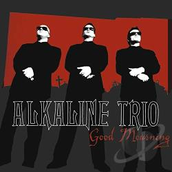 Alkaline Trio - Good Mourning CD Cover Art