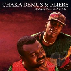 Chaka Demus & Pliers - Dancehall Classics CD Cover Art