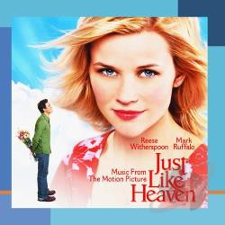 Just Like Heaven CD Cover Art