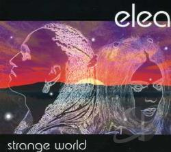 Elea - Strange World CD Cover Art