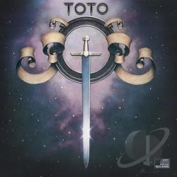 Toto - Toto CD Cover Art
