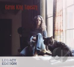 King, Carole - Tapestry- Legecy Edition CD Cover Art