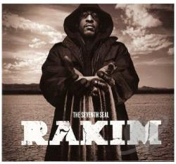 Rakim - Seventh Seal CD Cover Art