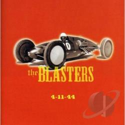 Blasters - 4-11-44 CD Cover Art