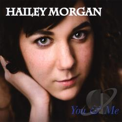Hailey Morgan - You & Me CD Cover Art