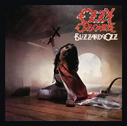 Osbourne, Ozzy - Blizzard of Ozz CD Cover Art