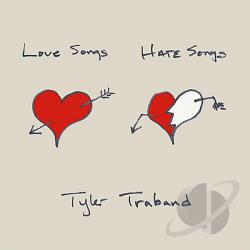 Tyler Traband - Love Songs Hate Songs CD Cover Art