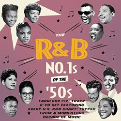 R&B No. 1's of the '50s CD Cover Art