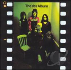 Yes - Yes Album CD Cover Ar