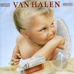 Van Halen - 1984 CD Cover Art