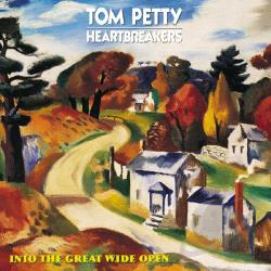 Petty, Tom / Petty, Tom & The Heartbreakers - Into the Great Wide Open CD Cover Art