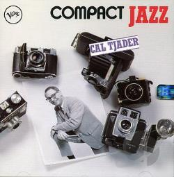 Tjader, Cal - Compact Jazz CD Cover Art