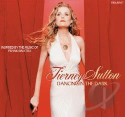 Sutton, Tierney - Dancing in the Dark CD Cover Art