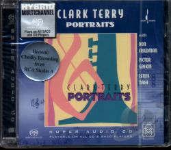 Terry, Clark - Portraits CD Cover Art