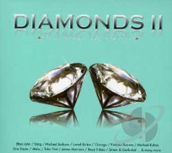 Diamons - Diamons Vol. 2 - Love Songs Are Forever CD Cover Art