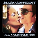 Anthony, Marc - El Cantante CD Cover Art