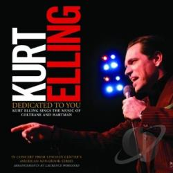 Elling, Kurt - Live CD Cover Art