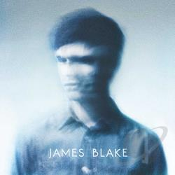 Blake, James - James Blake CD Cover Art