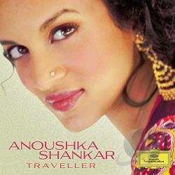Shankar, Anoushka - Traveller CD Cover Art