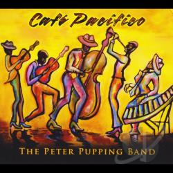 Pupping, Peter Band - Cafe Pacifico CD Cover Art