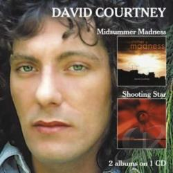Courtney, David - Midsummer Madness/Shooting Star CD Cover Art