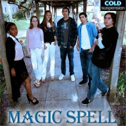 Cold Suspension - Magic Spell CD Cover Art