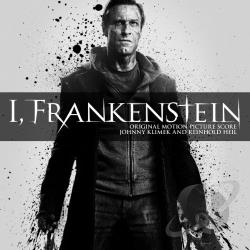 I, Frankenstein CD Cover Art