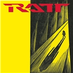 Ratt - Ratt (Portrait) CD Cover Art