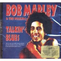 Marley, Bob & The Wailers - Talkin' Blues CD Cover Art