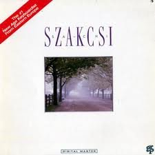 Szakcsi - Sa-chi CD Cover Art