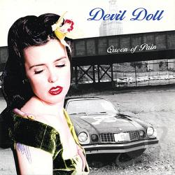 Devil Doll - Queen of Pain CD Cover Art